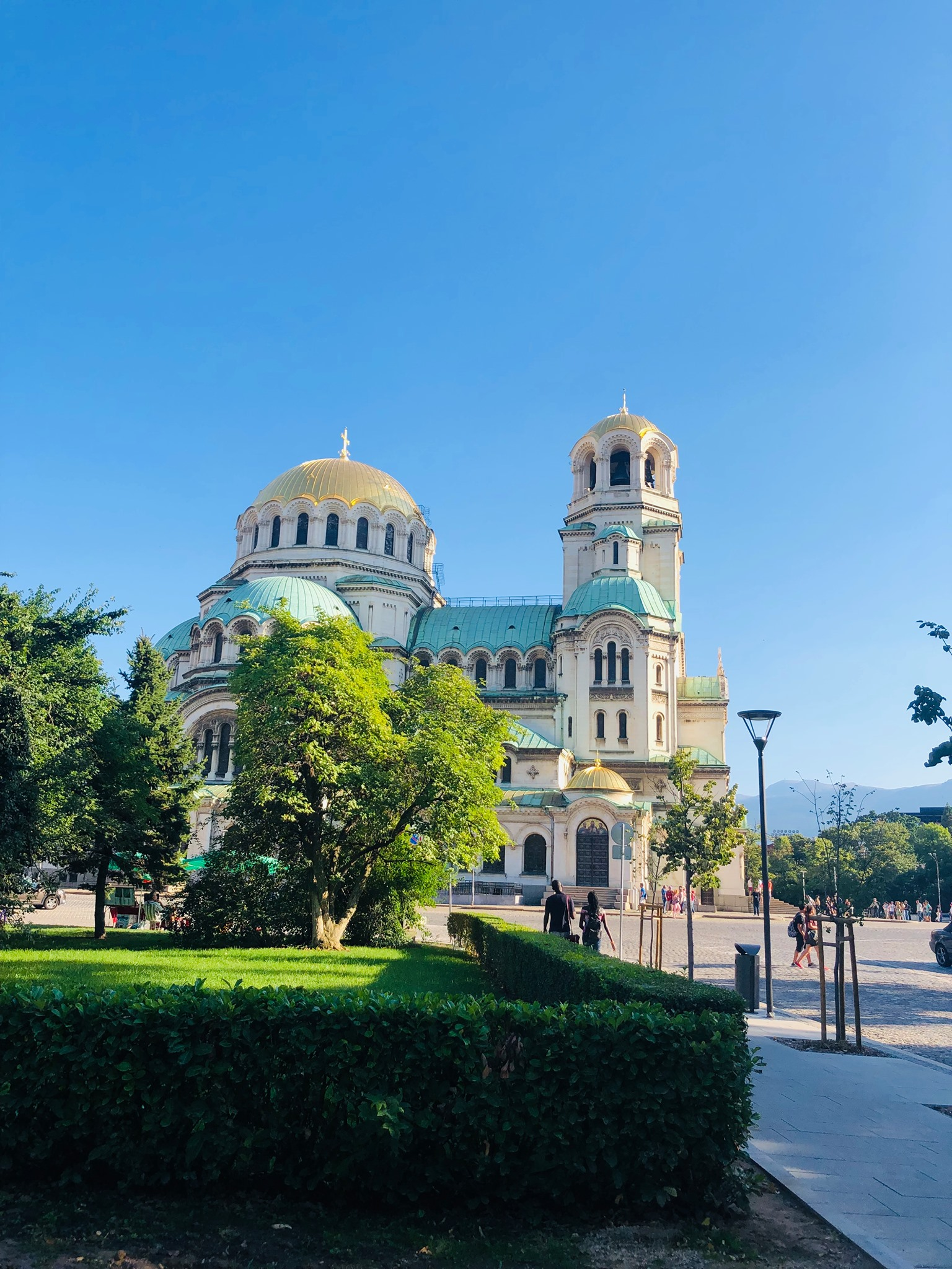 Read more about the article Sofia, Bulgaria 🌳