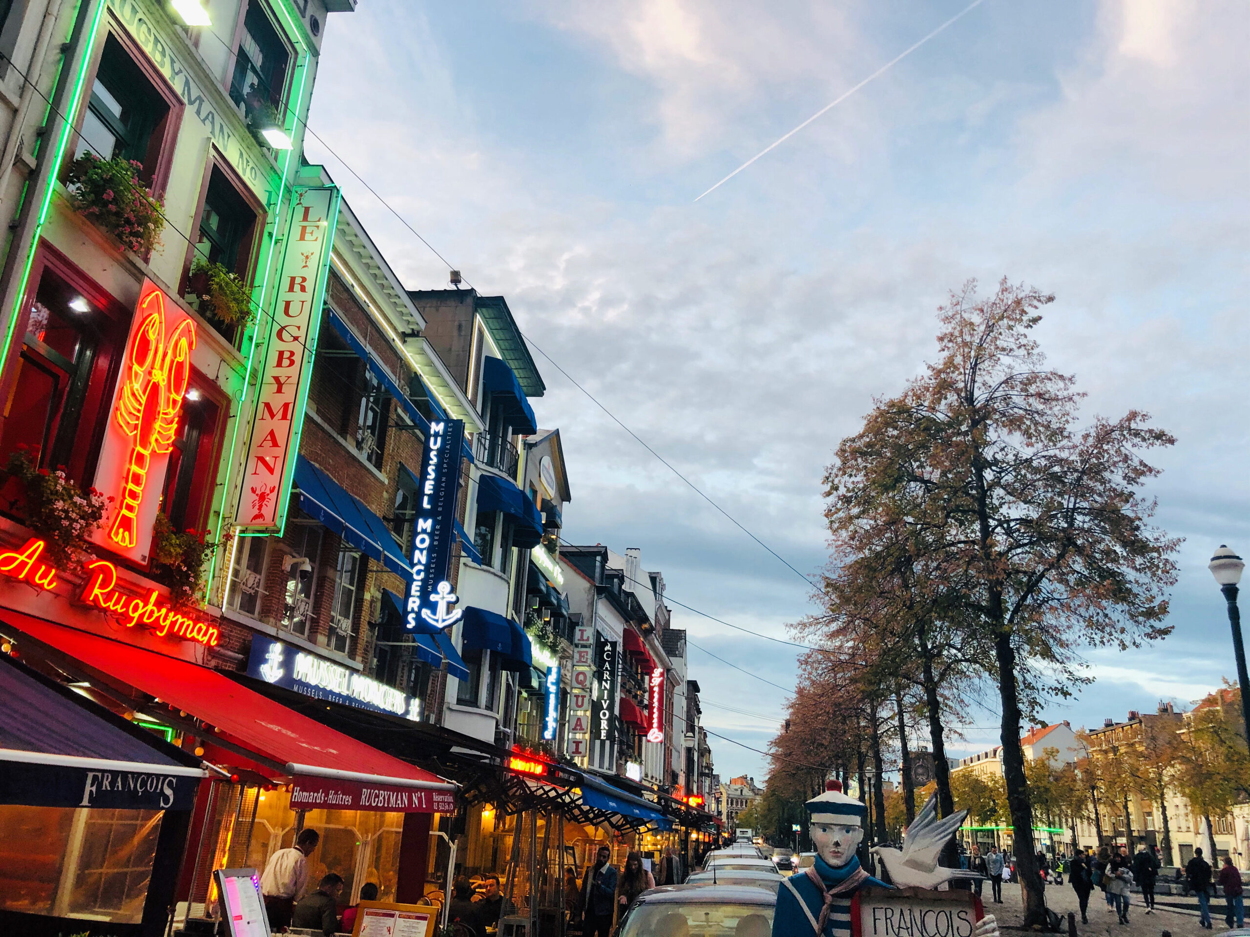 Experience Brussels as a LOCAL