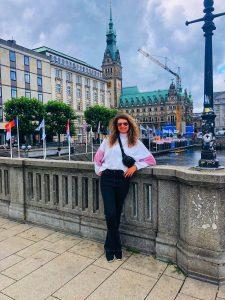 Visiting HAMBURG 🇩🇪 in July 2020
