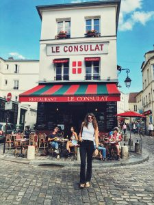"""A trip to the """"city of love"""" also known as Paris, in COVID times."""