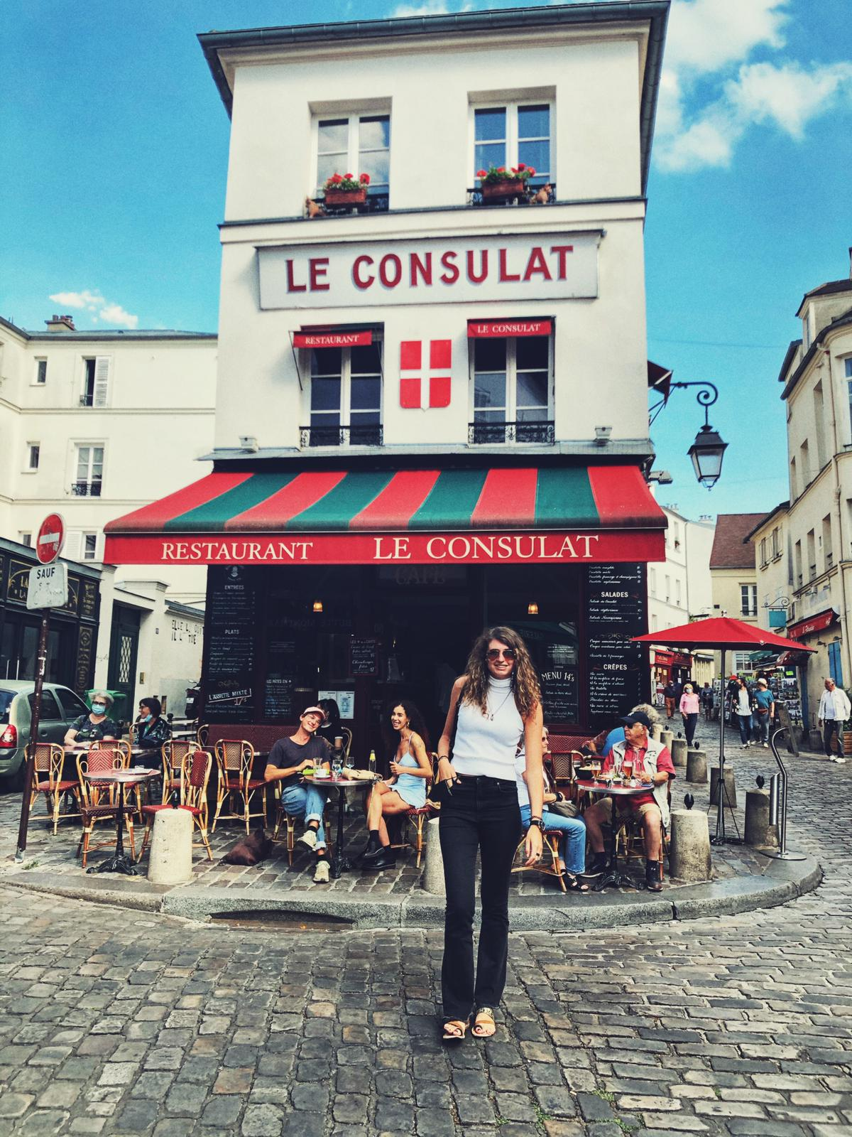 "A trip to the ""city of love"" also known as Paris, in COVID times."