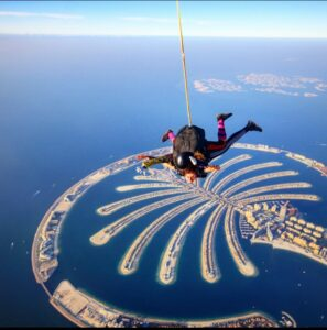 TIRED OF LOCKDOWNS? YOU MIGHT START THINKING TO COME TO DUBAI!